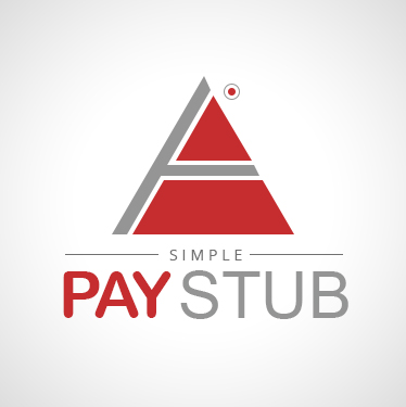 simple pay stub